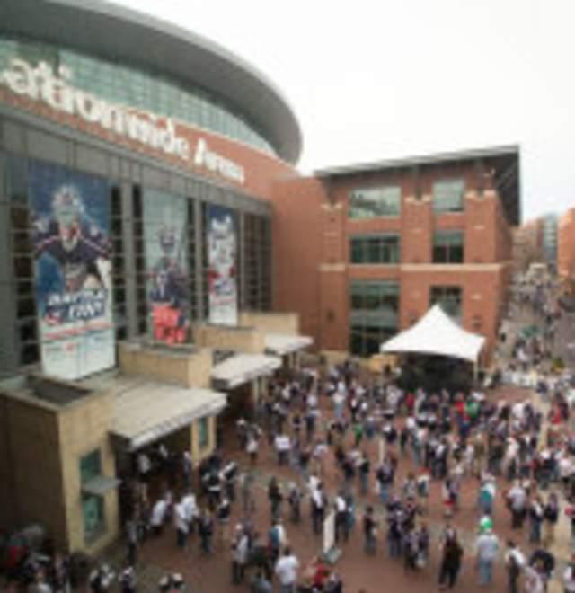 Columbus Blue Jackets Hockey vs. STARS