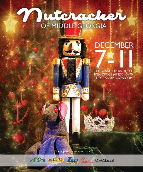 The Nutcracker 2016