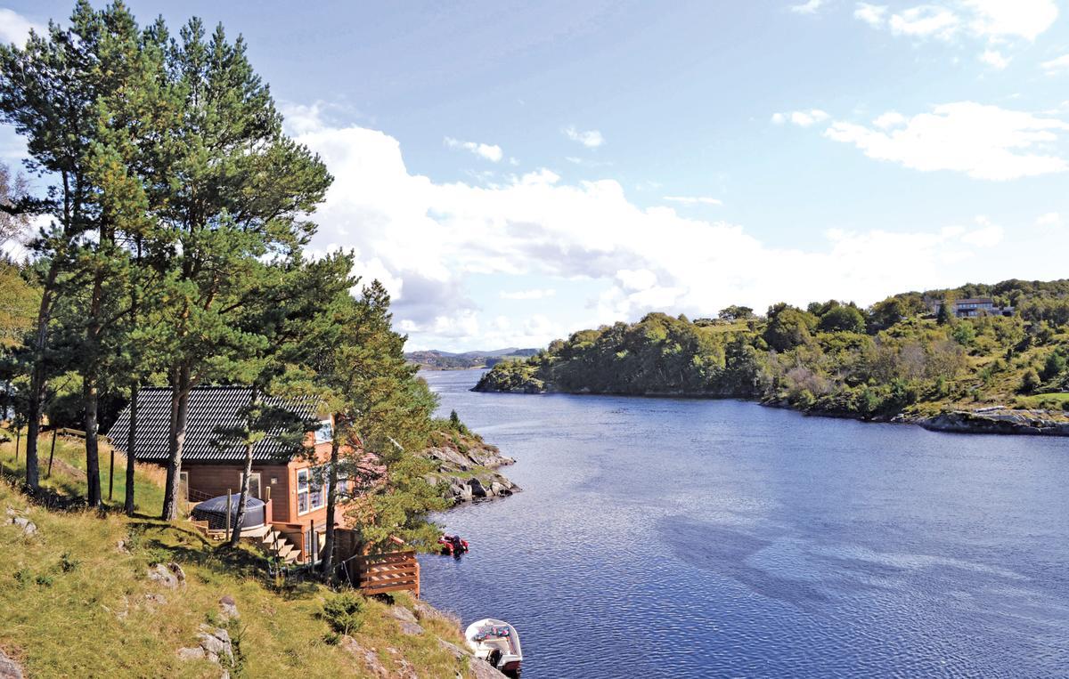 Ferienhaus - Straumen i Sveio, Norwegen