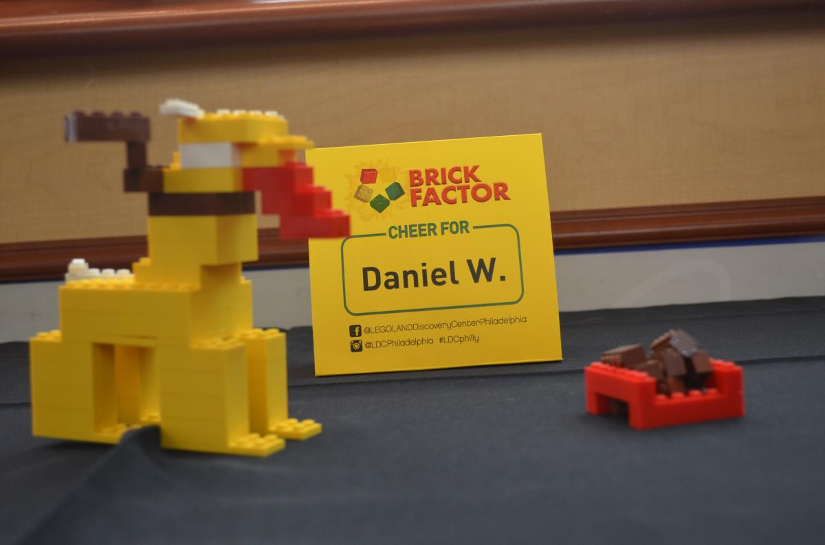 LEGOLAND Master Builders Competition