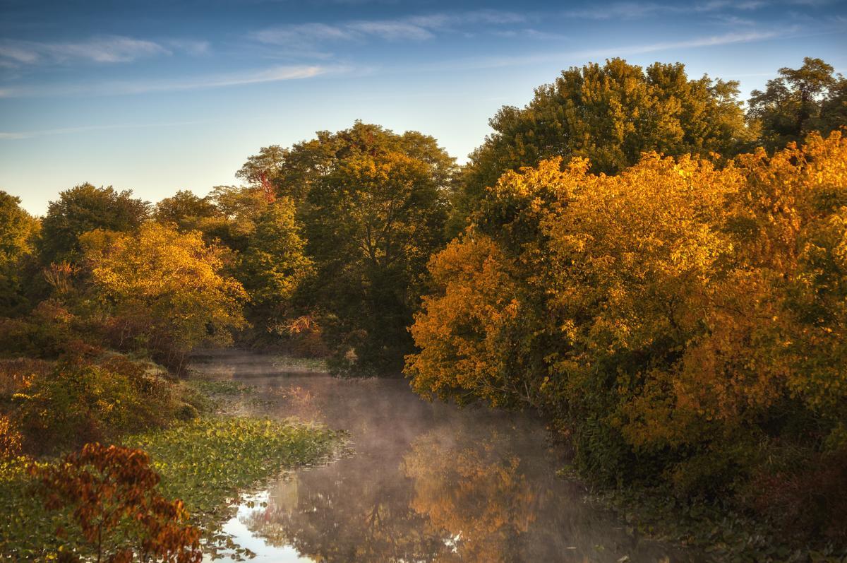 Silver Lake Autumn