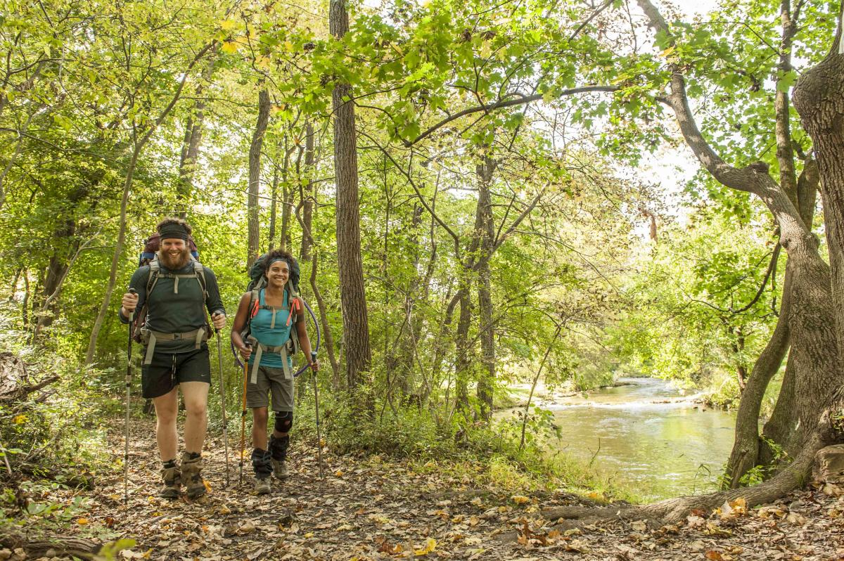 Explore The Beauty Of Caribbean: Appalachian Trail In Cumberland Valley
