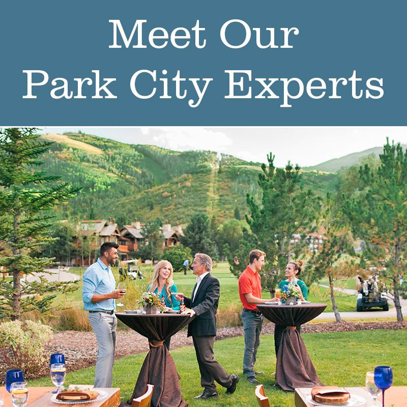 People Meeting at Park City