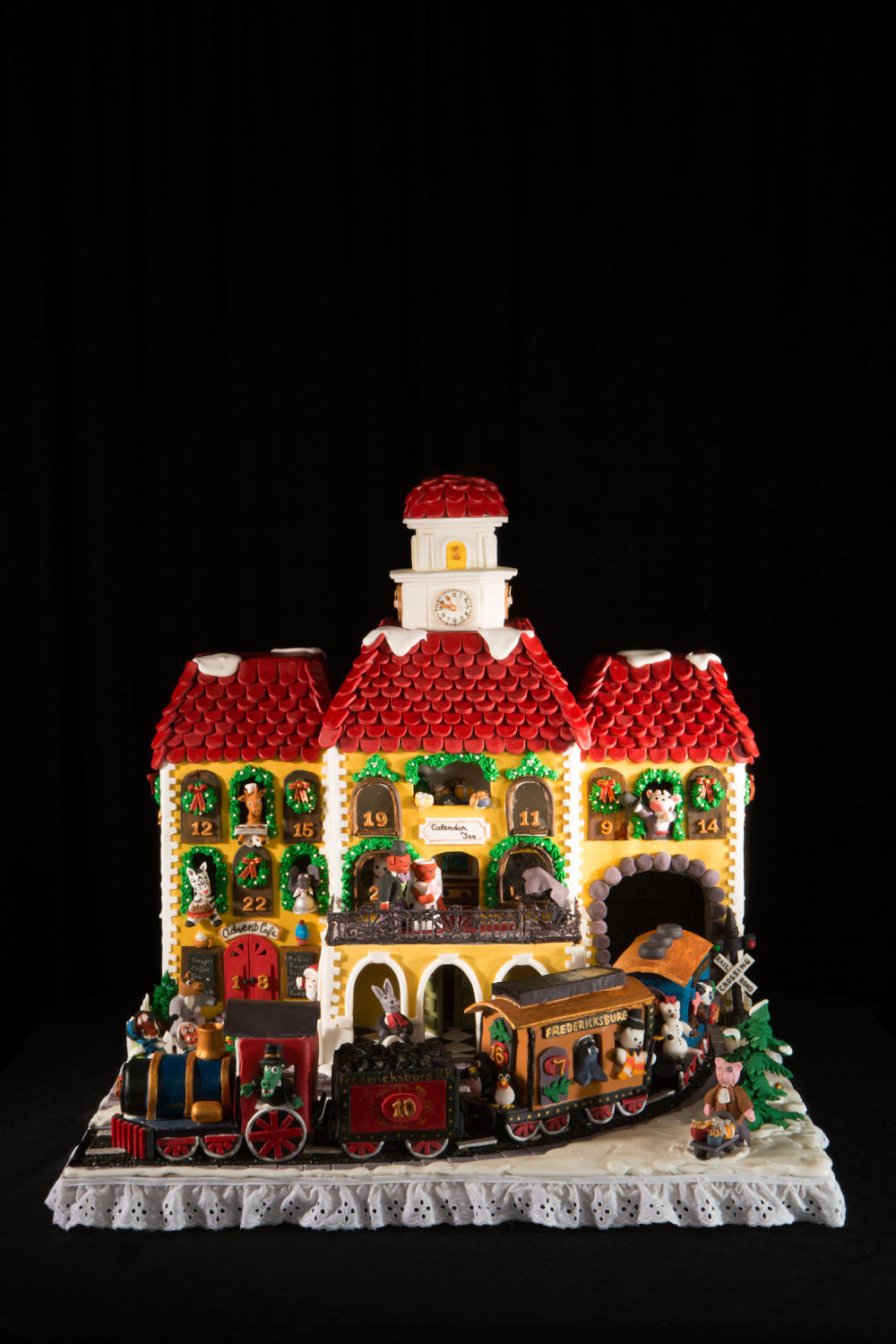 2015 Gingerbread 1st Place Teen Winner