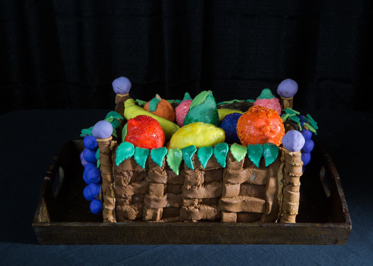 2015 Gingerbread 1st Place Child Winner