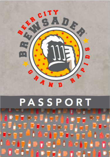 Brewsader Passport Logo