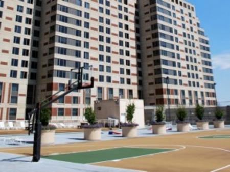 Plaza Towers Apartments in Grand Rapids