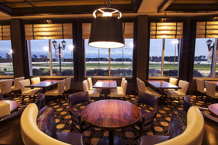 Rosewater Grill & Tavern racetrack