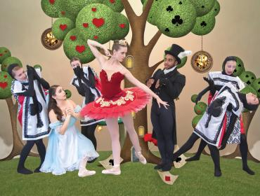 Alice in Wonderland Ballet Preview