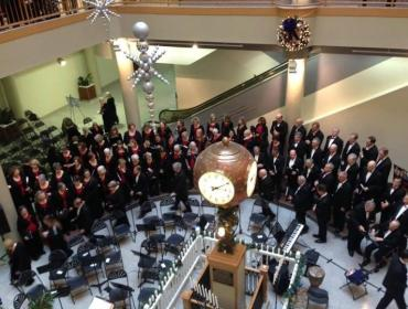 Rochester Oratorio Society presents