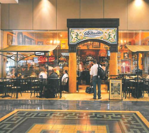 Columbia Restaurant Cafe At Tampa International Airport