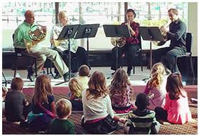 Family Concerts: Spring Program