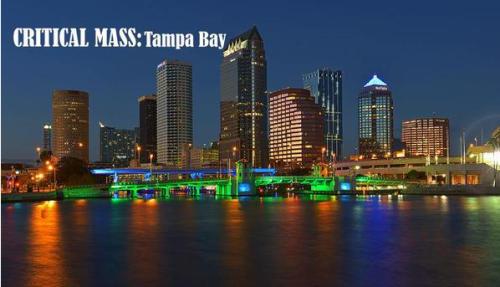 Critical Mass Tampa Ride