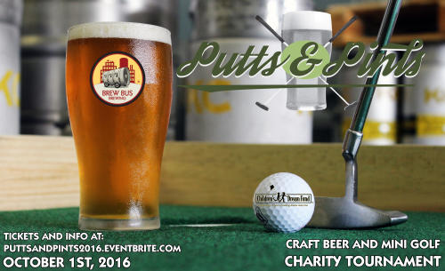 2nd Annual Putts & Pints