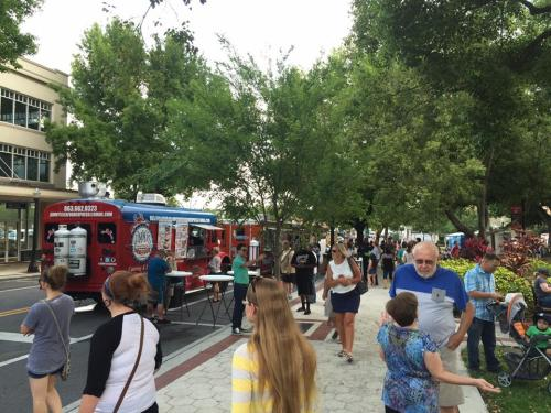 West Meadows Food Truck Rally