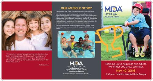 MDA- Muscle Team Tampa Bay