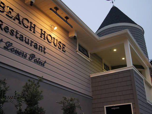 beach house restaurant at lovers point, beach house restaurant monterey bay, monterey beach house restaurant
