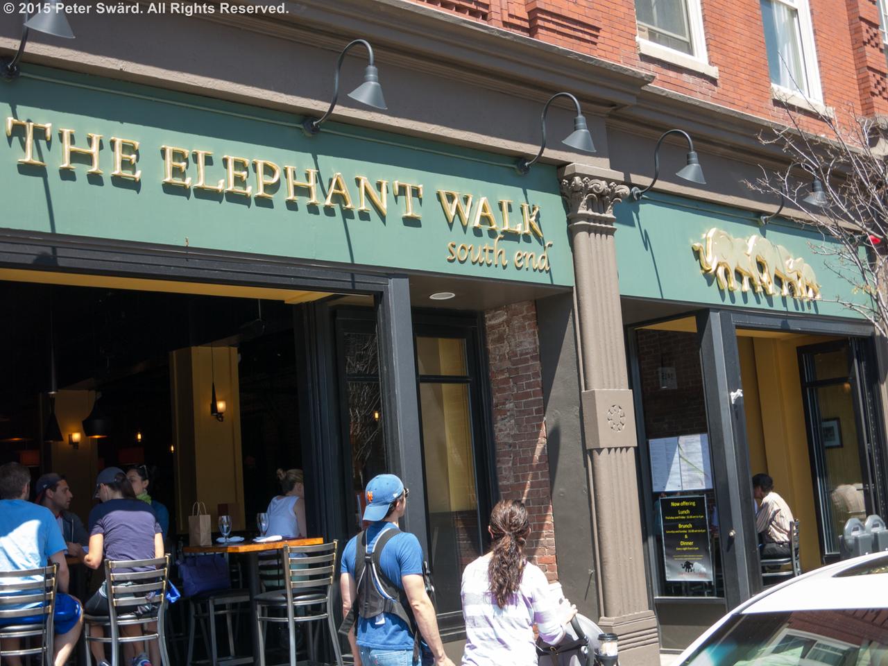 The Elephant Walk South End