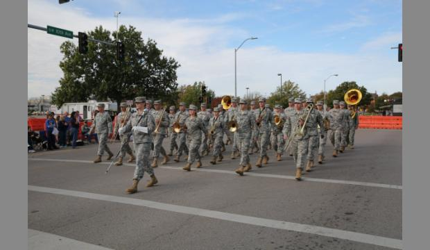 Salute Our Heroes Festival & Topeka Veterans Parade