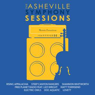 Asheville Symphony Sessions Cover ARt