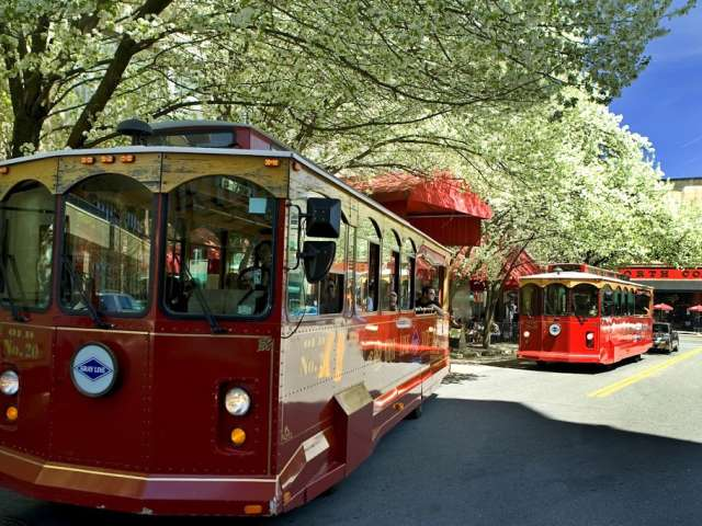 Grayline Asheville Trolley Tours