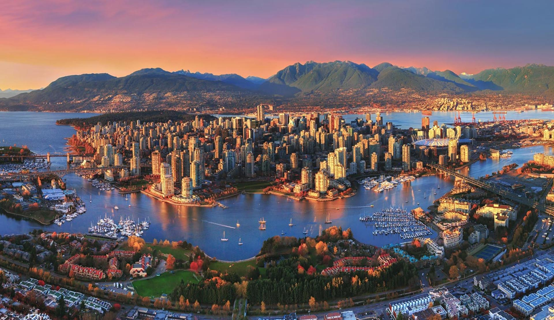 Vancouver Canada Travel Guide Request