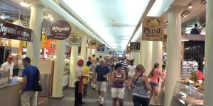 Quincy Market food