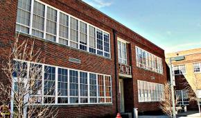 Jefferson School Exterior