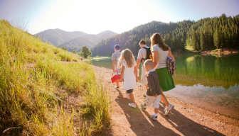 Family Vacationer Itineraries