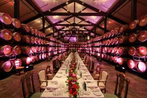 Wine Dinner at Chateau Julien