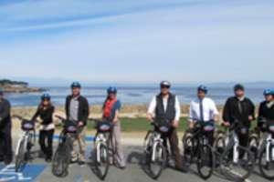 Shoreline Bicycle Riders