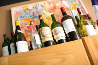 Baru 66 Wine Bottles