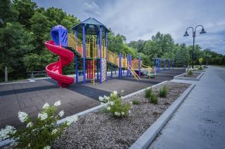 Pleasant Hill playground