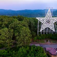 Roanoke Star - White