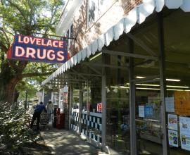 Ocean Springs - Lovelace Drugs