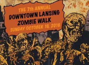 2016 Lansing Zombie Walk