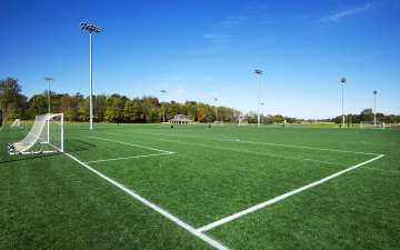 Grand Park - Field Sports Side