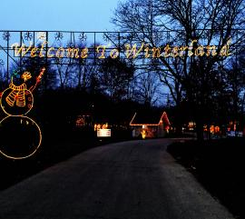 Winterland entrance