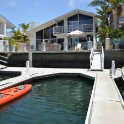 Harbor Home with Boat Slip