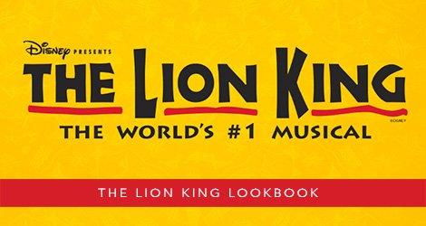The Lion King Lookbook