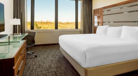 Valley Forge Casino Resort King Bedroom