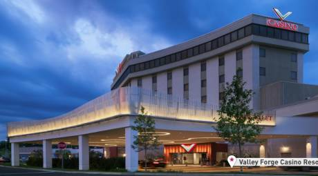 Valley Forge Casino Hotel & Spa - Side Panel