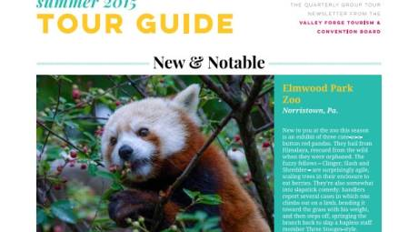 Tour Guide Newsletter