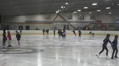 Oaks Center Ice