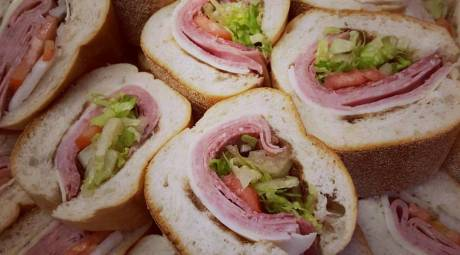 Sessano Cafe Hoagies