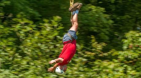 Spring Mountain - Ziplining
