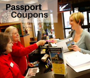 Passport Coupons