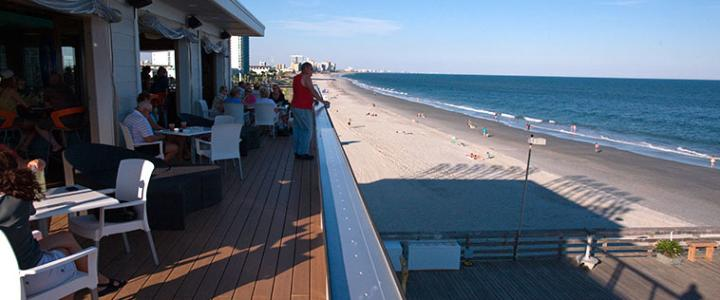 Visit myrtle beach blog relax into fall at these waterside restaurants for Gulfstream restaurant garden city sc