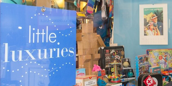 Copy of Little Luxuries: Shopping