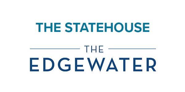 The Statehouse at The Edgewater Logo